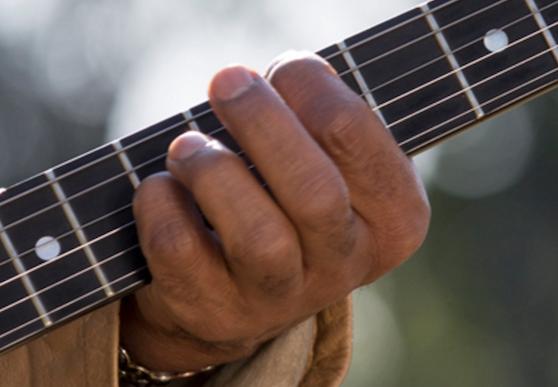 (W-TP) Stanley Jordan Jazz Guitar Workshop (Part 1)